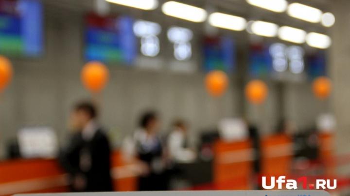 Уфимку сняли с самолета из-за долга в 13 миллионов рублей