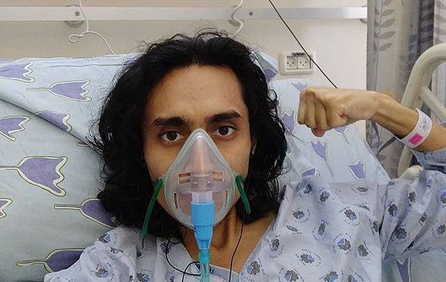 Уфимец, который рассказывает, как борется с раком: «Я не могу дышать»
