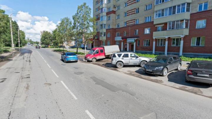 Дождь помешал: участок улицы Розинга в Архангельске перекроют только 31 июля