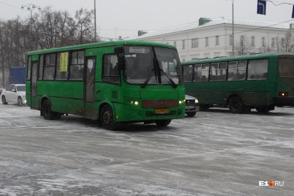 Отмененный маршрут № 024 существовал с 2007 года