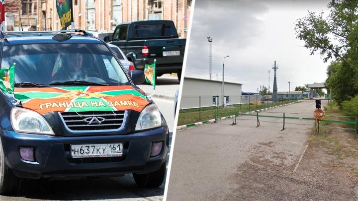 Донские пограничники задержали в Ростовской области преступника с Украины