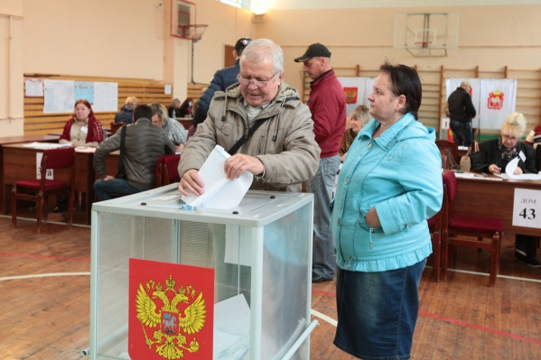 Как бы вопреки ожиданиям чиновников праздник накануне выборов не снизил явку на участки