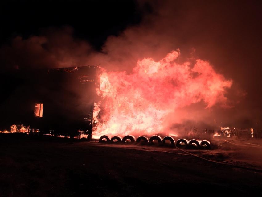 Нижегородские врачи спасают жителя Архангельска, который пытался вытащить тещу из огня