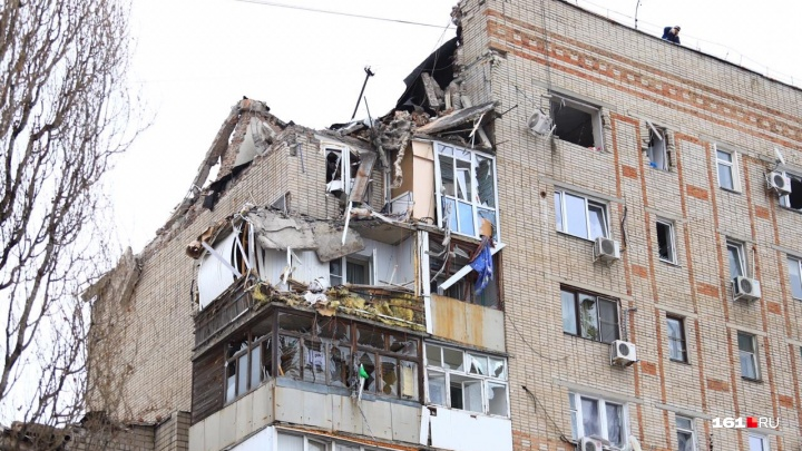 Один погиб, семь человек пострадали: что известно о взрыве в Шахтах на данный момент