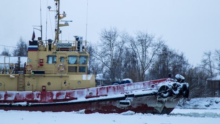 Завтра Архангельск и его островные территории вновь свяжут буксиры
