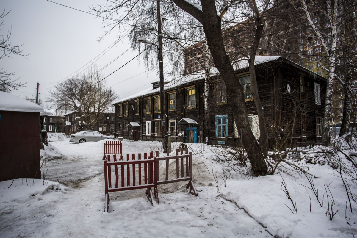 Власти отдали под снос 2-этажные аварийные дома —на их месте построят новое жильё
