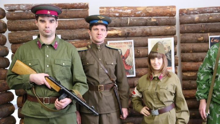 Из электрички — в блиндаж: волгоградцам напомнят о начале Сталинградской битвы на вокзале