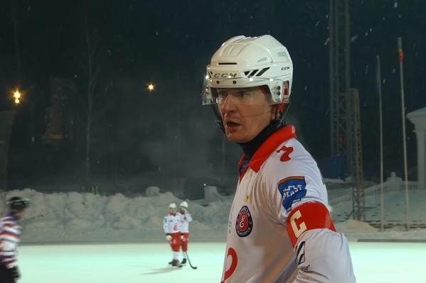 Ломанов обвинил президента федерации в убийстве хоккея
