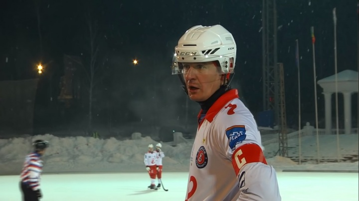 Сергея Ломанова – младшего дисквалифицировали на 10 матчей