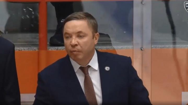 «Я тебе в Перми машину сожгу»: экс-тренер «Молота-Прикамье» угрожал судье во время матча
