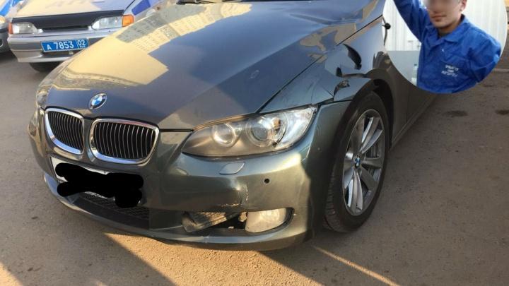 «Я испугался»: водитель, сбивший ребенка в Уфе, раскаялся и сам позвонил в полицию