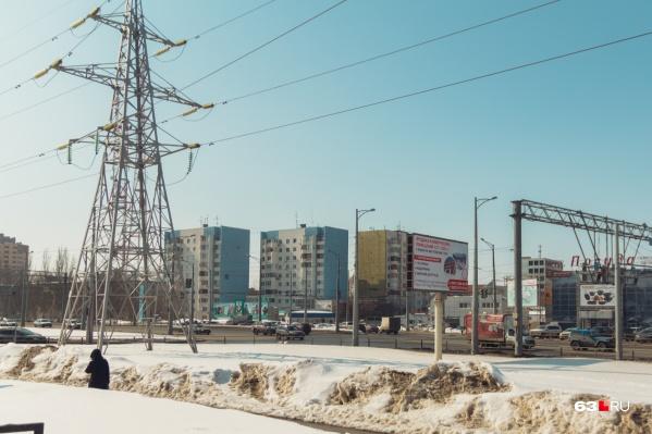 Улицу хотят продлить от Московского шоссе до Солнечной и от Карла Маркса до Ставропольской