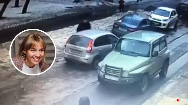 Люди встали на сторону девушки: реакция соцсетей на авторазборки в Ярославле