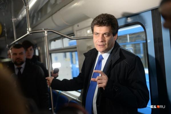Высокинский заявил, что транспортная реформа у нас в городе будет долгой