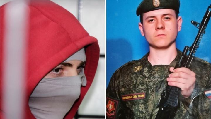 «Жил в карауле»: осуждённый за гибель солдата из Магнитогорска пытается смягчить приговор