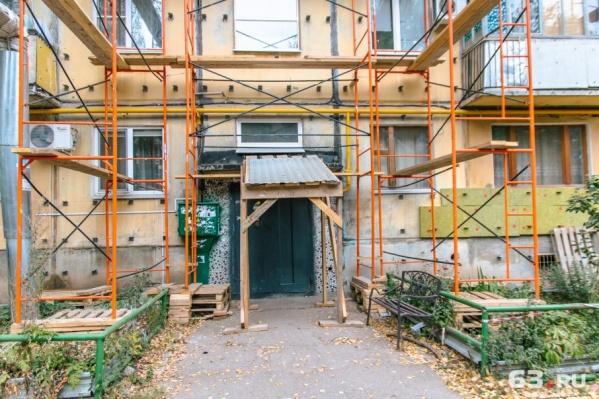 Некоторым зданиям ремонт нужен срочно