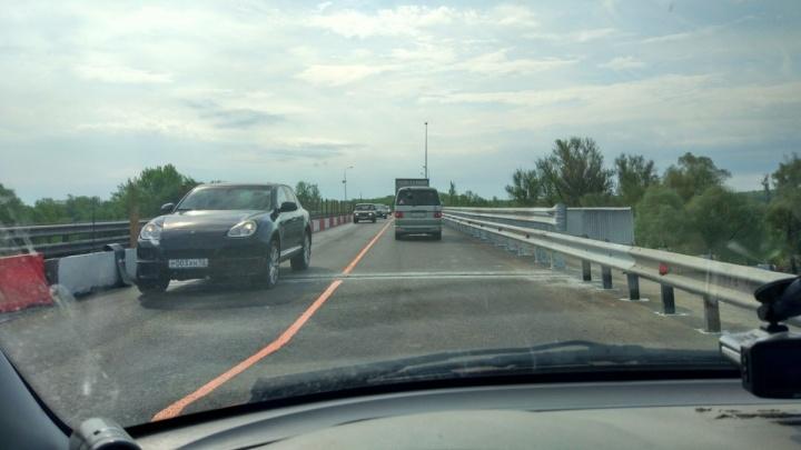 Готовимся к пробкам: на трассе М-7 по мосту через Кудьму введут реверс на два дня