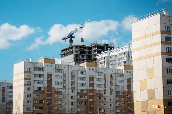 Многоквартирных домов в регионе в прошлом году построили на 8 процентов меньше, чем в 2018-м
