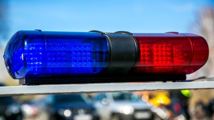 Бдительные красноярцы заметили пьяного водителя на парковке и сдали его ГИБДД