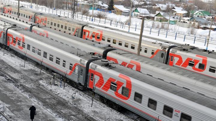 В Питер — пить: в праздники из Челябинска запустят дополнительные поезда в Северную столицу и Москву