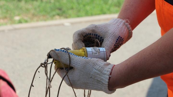 «Ростовводоканал» устранил скрытые утечки водопровода в Ворошиловском районе города