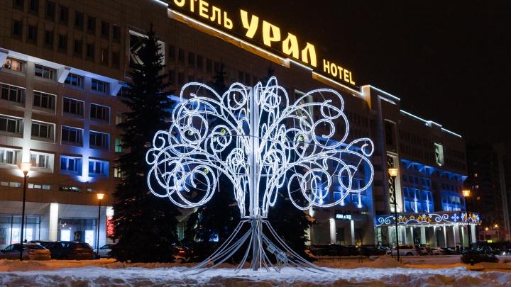 На пермских зданиях и улицах появится художественная подсветка. Она будет выполнена в одном стиле