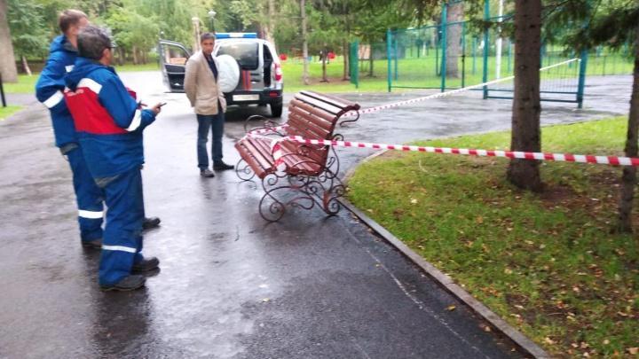 Схватился за провод под напряжением: в уфимском парке пострадал 3-летний малыш