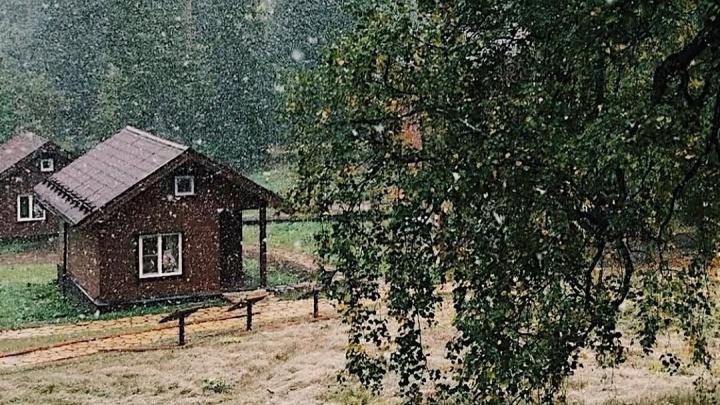 На этой неделе в Красноярском крае обещают первый снег