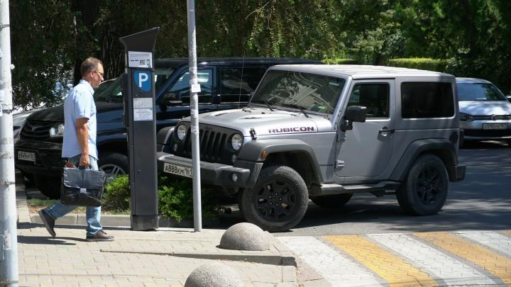 Я паркуюсь, как чудак: знакомим с худшими водителями Ростова