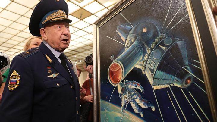 Умер Алексей Леонов — человек, который первым вышел в открытый космос