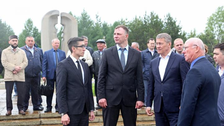 «Очень тяжелые воспоминания»: Радий Хабиров рассказал о дне трагедиив Улу-Теляке