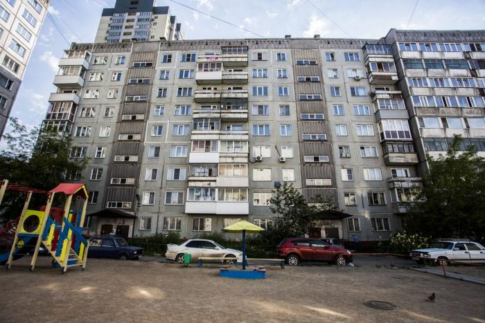 Дом  № 210  по ул. Бориса Богаткова построили в 1984 году