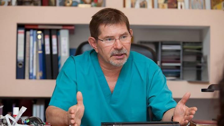 В клинике Мешалкина нашли замену уволенному Караськову