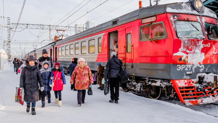 В Перми планируют повысить стоимость проезда в городской электричке