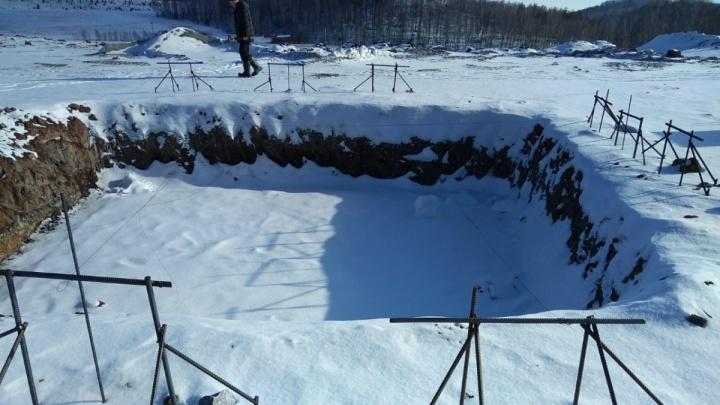 Грозит крупный штраф: на строителей ГОКа в Челябинской области завели дело