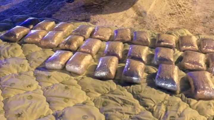 Сотрудники ФСБ поймали в Самарской области члена азиатского наркокартеля с 25,4 кг героина