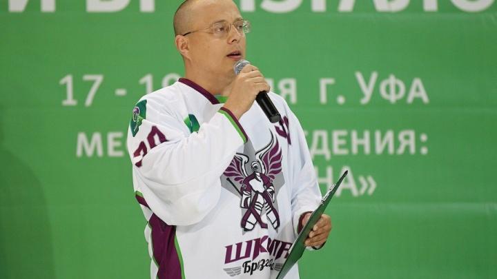 Телеканал БСТ отстранил Азамата Муратова от трансляций матчей КХЛ