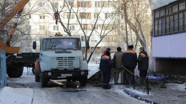 На 10 лет Октября в Омске на день отключат холодную воду