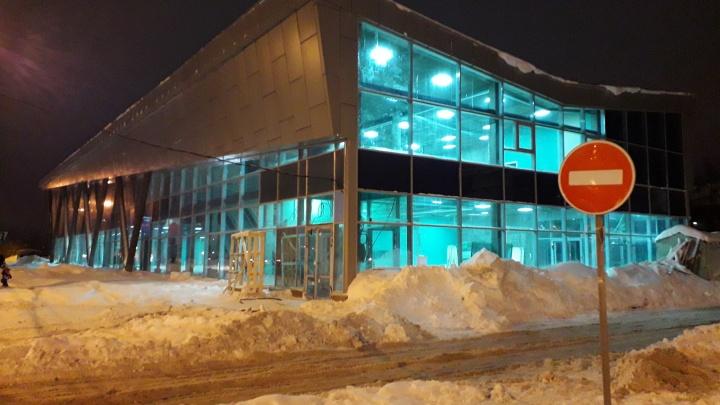 Суд признал законным предоставление земли для строительства терминала перед МРВ