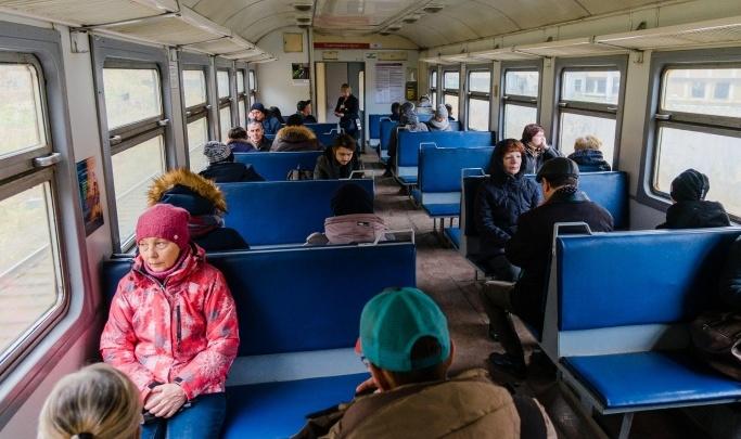В Прикамье с 1 января подорожают билеты на пригородные электрички