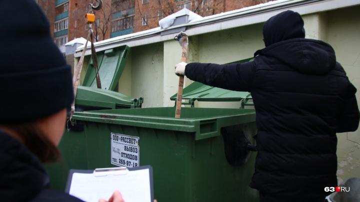 Стало известно, когда и на сколько в Самарской области увеличат тариф на вывоз мусора