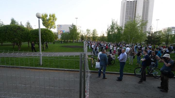 «Мы не отчисляем за участие в акциях»: в УрГУПСе опровергли слухи о том, что выгоняют студента