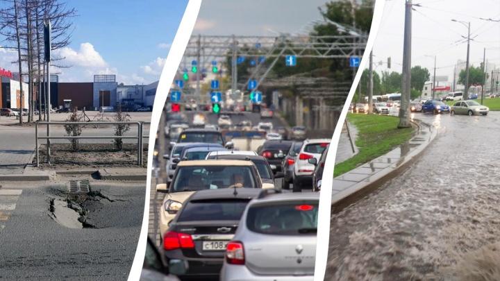 10 проблем Московского шоссе, которые мешают по нему ездить