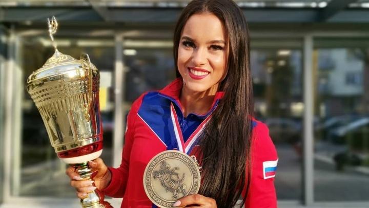 Нижегородка стала чемпионкой мира IFBB 2019 по бодибилдингу среди юниоров