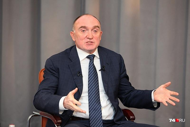 Президент хоккейного клуба «Трактор» Борис Дубровский после извинений пригласил активиста обсудить развитие городской среды