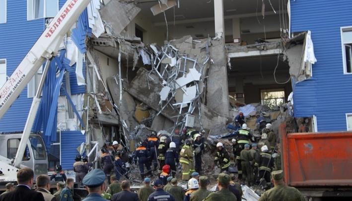 В Москве отправили в СИЗО подозреваемого в обрушении омской казармы ВДВ