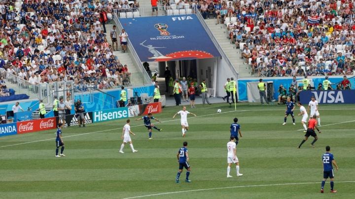 В Ростове сыграют сборные Бельгии и Японии