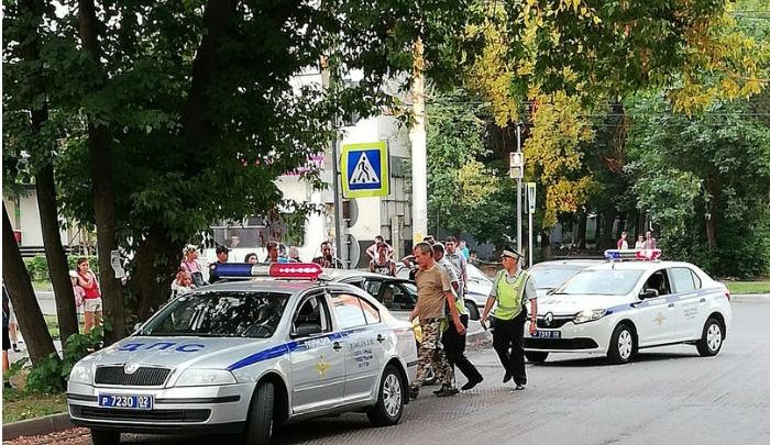 Таксист пьяным сел за руль: подробности погони в Уфе