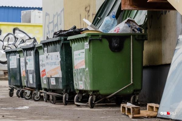 За мусор платит лишь часть жителей. Как выяснилось, не до всех доходят квитанции об оплате услуг по вывозу и утилизации отходов