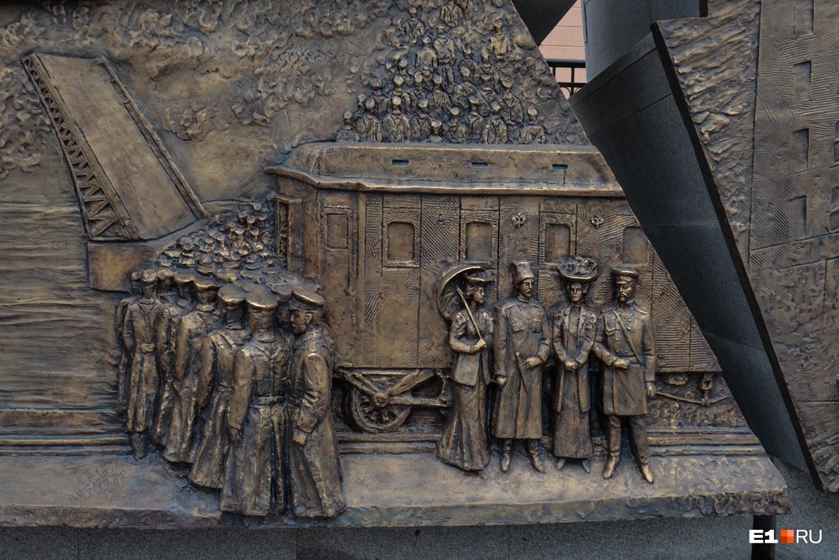 23 метра меди: разглядываем огромный памятник железной дороге в Екатеринбурге